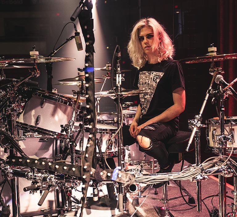 Elijah Wood | Gretsch Drums