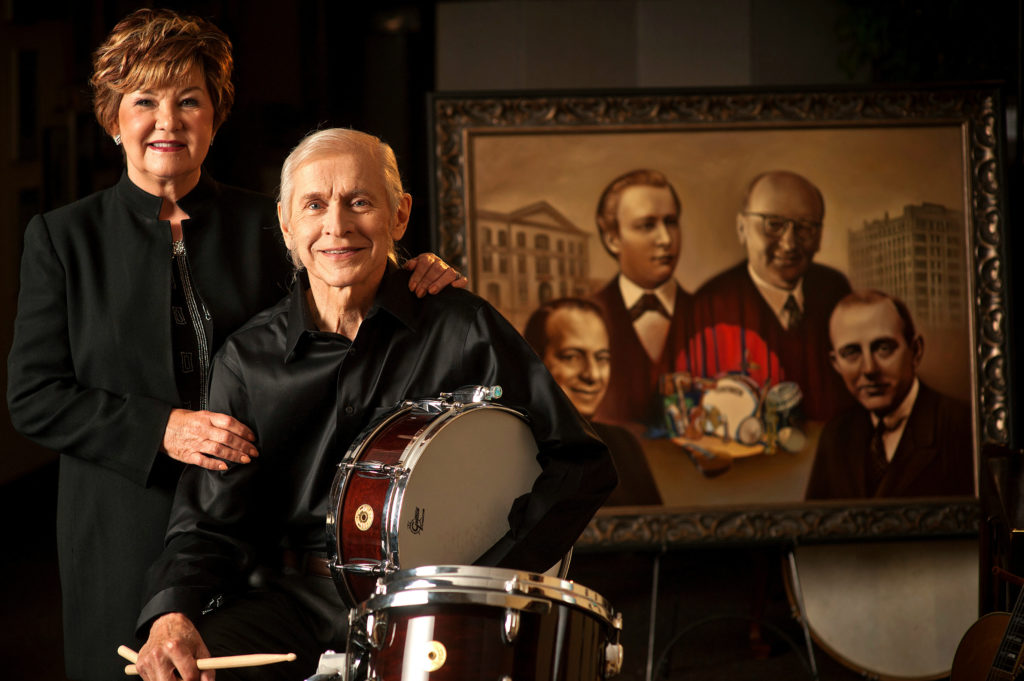 The Fred Thread: Four Gretsch Presidents Named…Fred (Fred #4