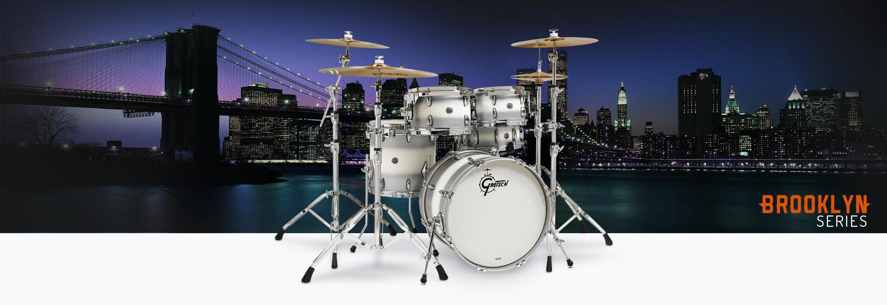Brooklyn Gretsch Drums Snare Drum Diagram