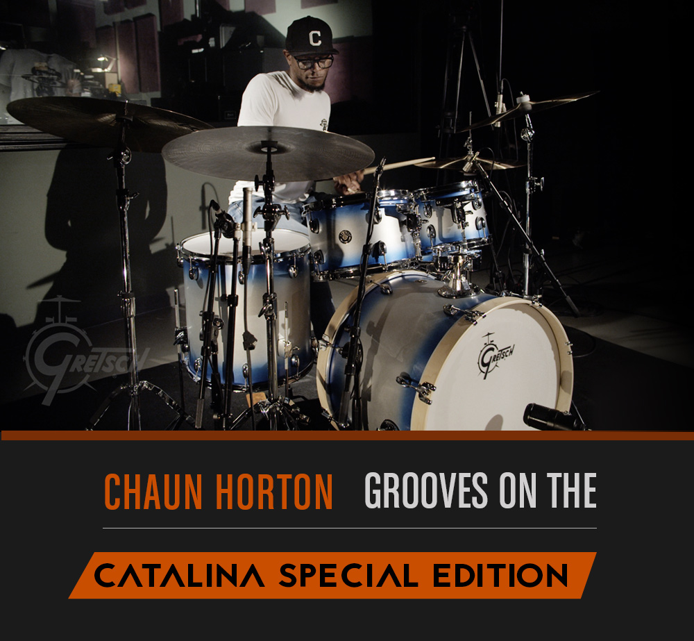 Chaun Horton Grooves on the Catalina Special Edition