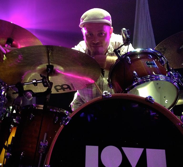 Michael Quot Leroy Quot Bram Gretsch Drums