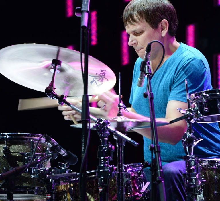 Keith Carlock Gretsch Drums