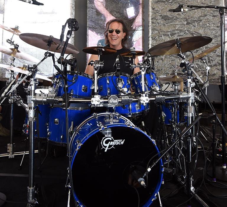 Vinnie colaiuta gretsch drums for 18x18 floor tom