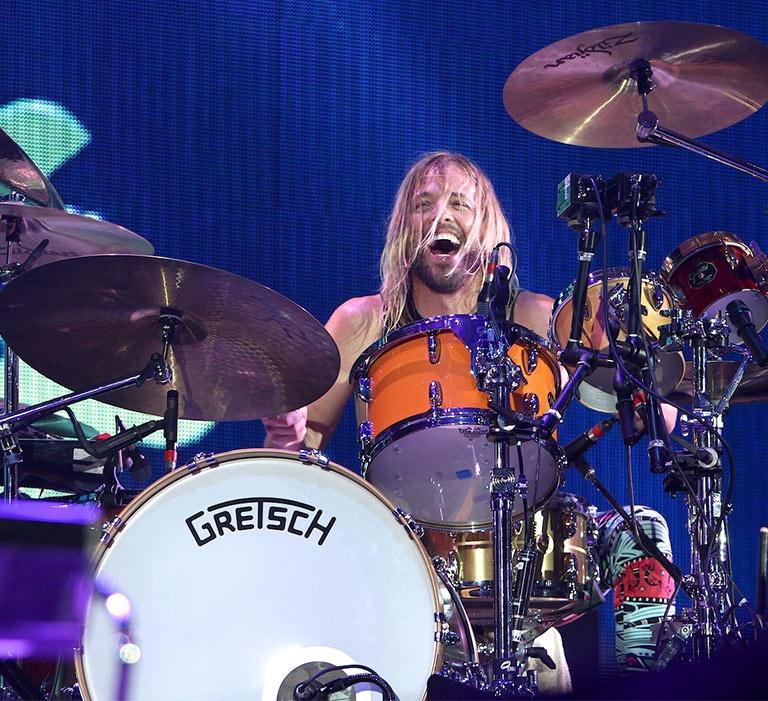 taylor hawkins drum gear