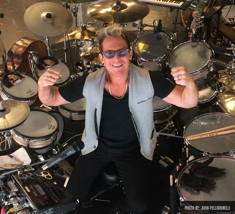 Mark Schulman Gretsch Drums