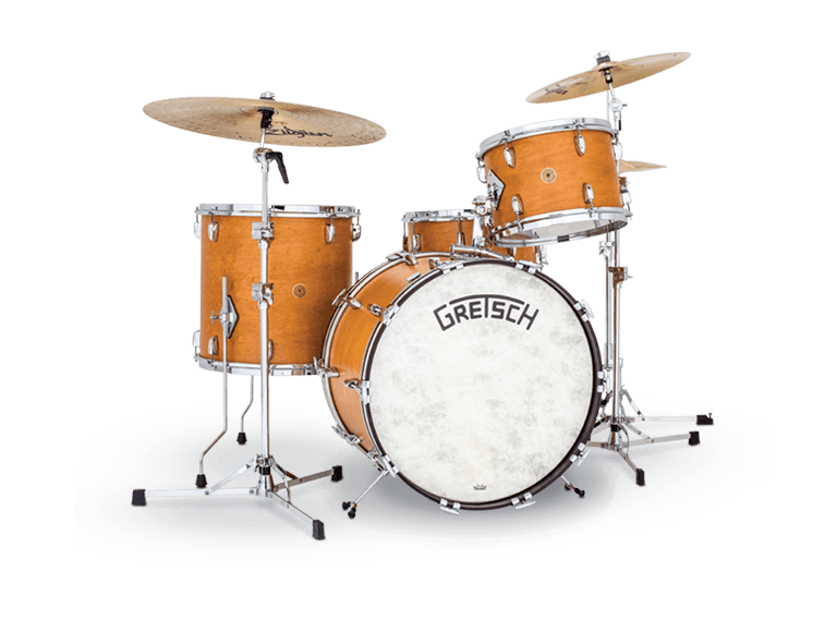 Broadkaster gretsch drums for Classic house drums
