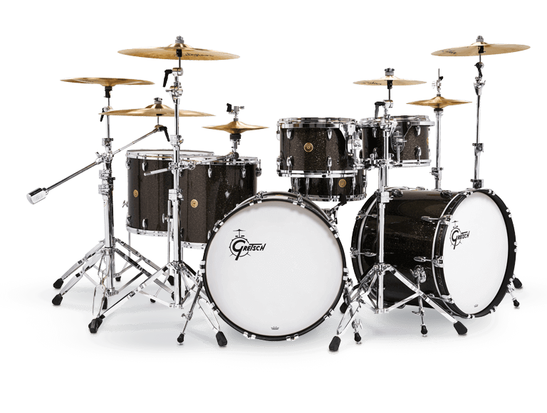 usa custom gretsch drums