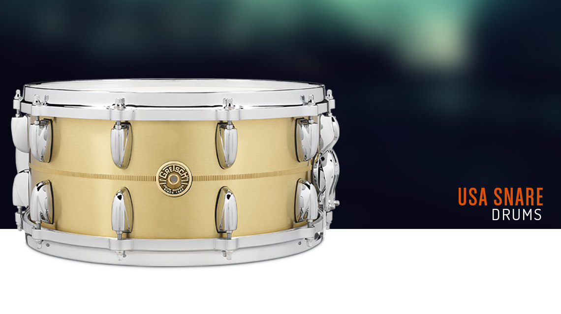 USA Snare Drums